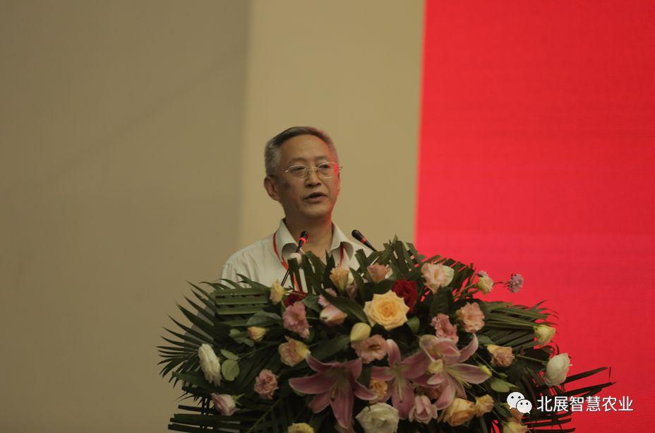 中国农机院科技部部长杨炳南