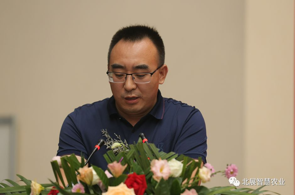 漯河市傅牌农业科技有限公司董事长傅世平